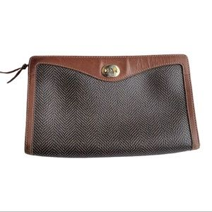 CHRISTIAN DIOR   Vintage Women's Cosmetic Bag